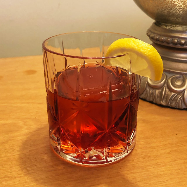 Gin and Dubonnet Cocktail