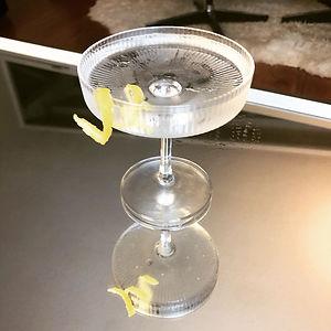 Moisture Farmer Martini (or Tatooini)