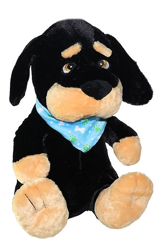 Two Amigos Plush Stuffed Animal Dogs Assorted