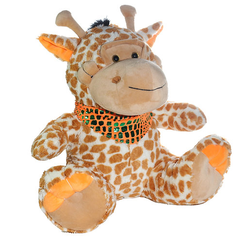 Jeff the Giraffe Soft Plush for Carnival & Crane | Calplush