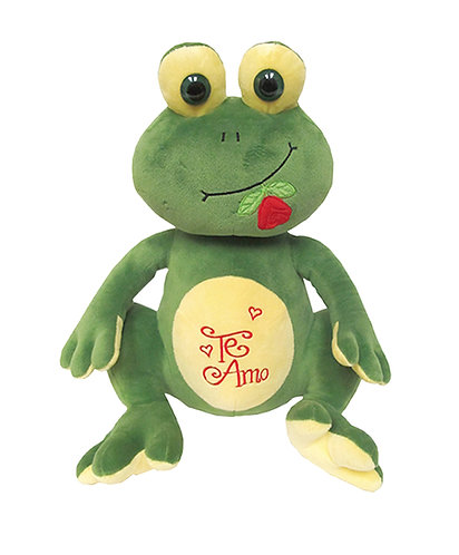 Te Amo Love Frog | Calplush
