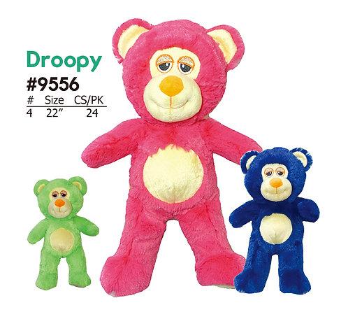Droopy Standing Stuffed Animal Bear | Calplush
