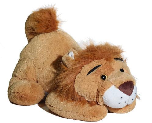 Sniffles White Tiger, Lion, Leopard Mix   Calplush