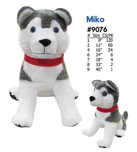 Miko the Husky