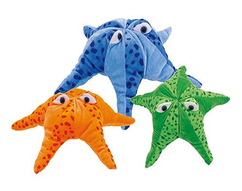 Starbright Starfish 3 Color Assorted | Calplush