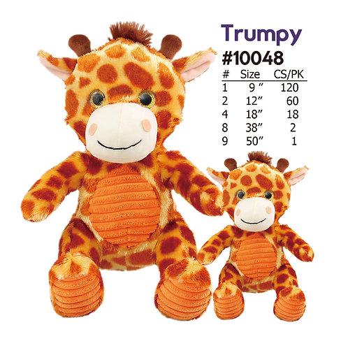 Trumpy the Corduroy Giraffe | Calplush
