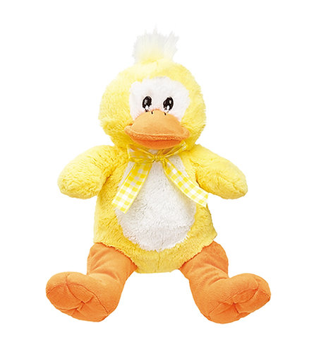 Buttercup Yellow Duck | Calplush
