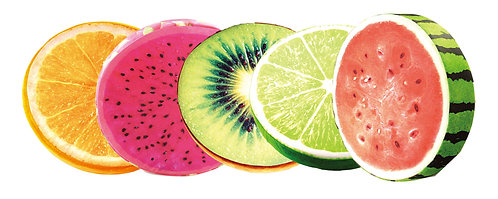 Fun Fruity Pillows (5 Styles)