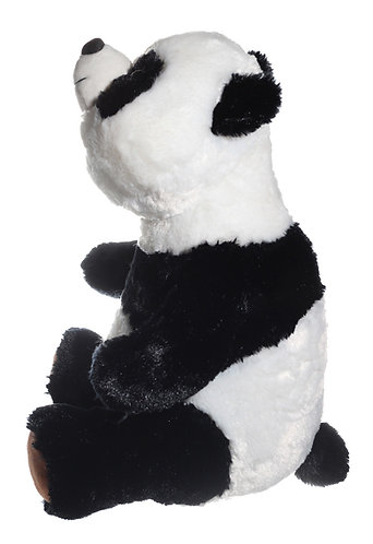 Friendly Lovable Sitting Panda | Calplush