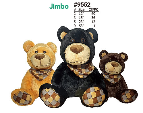Patchwork Wholesale Teddy Bears