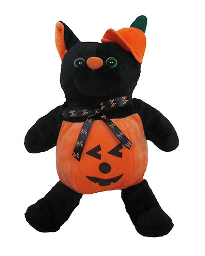 Halloween Pumpkin Cat | Calplush