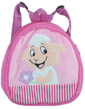"10"" 1 Piece Animal Backpack"