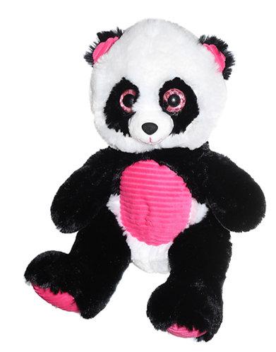 Barry Pink & Blue Panda Bear | Calplush Crane & Carnival