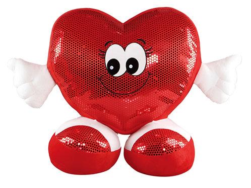 Hearty Friendly Love Heart Plush | Calplush