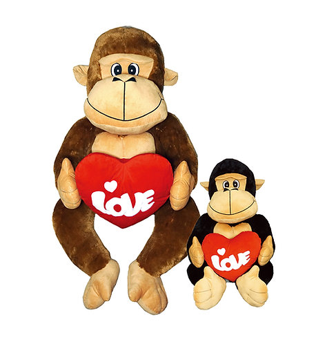 Coco Love Stuffed Animal Monkey | Calplush