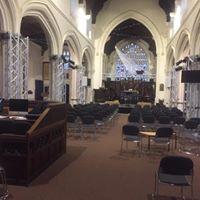 church electrical work
