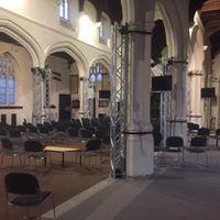 church rewiring
