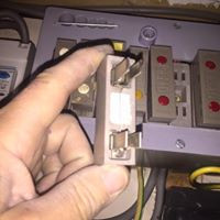 Consumer unit fuse