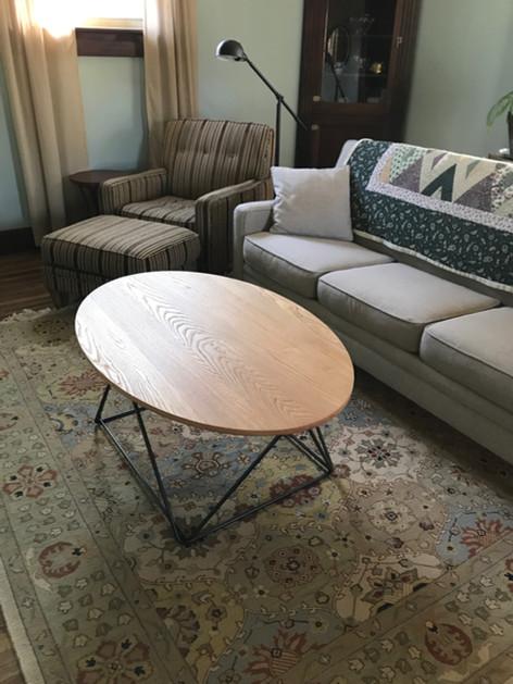 Calvins table