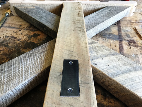 Trestle Table Leg