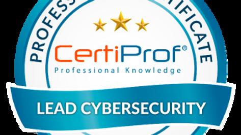 Examen de certificación  Lead Cybersecurity   Avalado por CertiPro