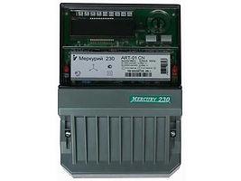Электроматериалы - Счетчик электроэнергии  трехфазный многотарифный Меркурий 230 ART-01 60/5 Т4 Щ кл0.5S 230/400В ЖКИ (230ART01PQCSIN)