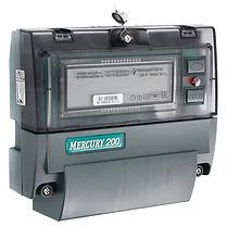 Электроматериалы - Счетчик электроэнергии однофазный многотарифный Меркурий 200.02 60/5 Т4 D+Щ 230В ЖК (200.02)