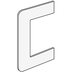 Рамка для ввода в стену/коробку RQM