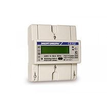 Счетчик электроэнергии однофазный многотарифный CE 102 MR5 145J 60/5 Т4 D Сам 230В оптопорт ЖК (CE102M R5 145-J Сам) - Электросчетчик Саратов