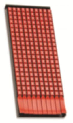 Маркер для кабеля сечением 4-6мм символ (E)(MKCES3)