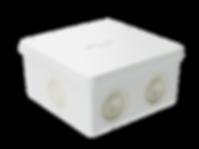 Коробка распределительная в кабель-канал 110х110х55 мм SDN1 (01869)