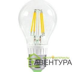 Электроматериалы в Саратове - Лампа LED-A60-PREMIUM 6Вт 220В Е27 3000К 540Лм ASD