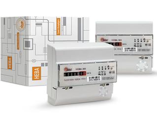 Счетчик электроэнергии трехфазный однотарифный Нева303 60/5 Т1 D220В/380В ОУ - Электроматериалы в Са