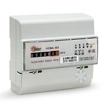 Счетчик электроэнергии трехфазный однотарифный Меркурий 231 AМ-01 60/5 Т1 DIN кл1 230/400В ОУ (231AМ-01)-Электроматериалы Саратов