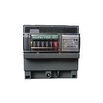 Электроматериалы - Счетчик электроэнергии однофазный однотарифный Меркурий 201.6 80/10 Т1 D 230В ОУ (201.6)