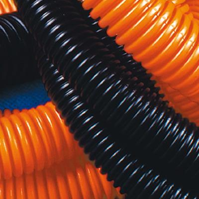 Труба гофрированная ПНД 20 мм с прот