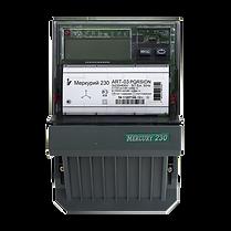 Электроматериалы - Счетчик электроэнергии трехфазный однотарифный Меркурий 230 ART-03 PQRSIDN Тр/5А Т1 кл0.5/1 230/400В (230ART03PQRSIDN Т1)