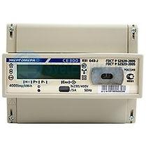 Электроматериалы - Счетчик электроэнергии трехфазный однотарифный CE 300 R31 Тр/5 Т1 D кл0.5s 230/400В ЖК (CE300 R31 043-J)