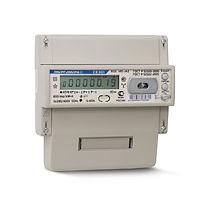 Электроматериалы - Счетчик электроэнергии трехфазный многотарифный СЕ 301 R33 Тр/5 Т4 D+Щ кл0.5s RS485 230/400В ЖК (CE301 R33 043 JAZ)