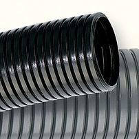 Труба гофрированная DN23мм V2 Dвн 22.6мм Dнар 28.5мм полиамид 6 черная (PA602329F2)