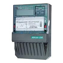 Электроматериалы - Счетчик электроэнергии трехфазный многотарифный Меркурий 230 ART-03 PQRSIDN Тр/5А кл0.5/1 230/400В (230ART03PQRSIDN)