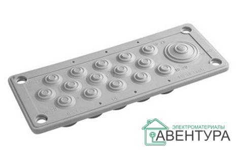 Блок распределительный на DIN-рейку РБД-125А (RBD-125)IEK