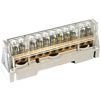 Клеммная колодка соединительная 1 отверстие 7х5.3мм серый (507F) СтранаИталия ПроизводительDKC СерияQuadro Ед.измеренияшт Упаковки20 шт, 20 шт, 2740 шт СертификатRU C-IT.AB29.B02317 Количество контактов7 Тип изделияклемма ЦветСерый Масса, кг0.033