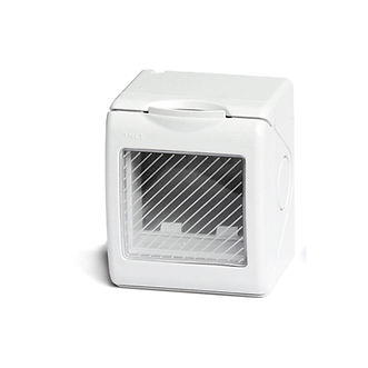 Коробка модульная настенная P55 2 модуля (54655) VIVA