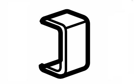 Накладка на стык крышки 20 DLPlus (0
