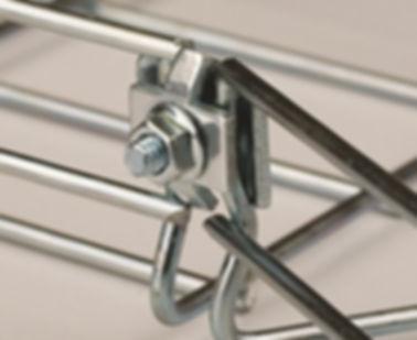 Комплект крепежный №1 для монтажа проволочного лотка (CM350001)