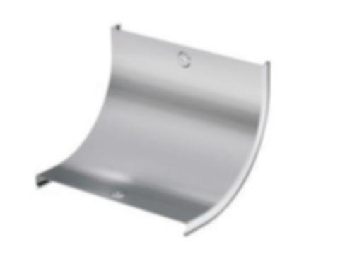 Крышка на угол CS-90 вертикальный внутренний основание 100мм (38202)