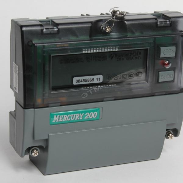 Электроматериалы - Счетчик электроэн