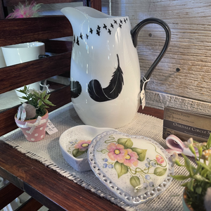 Pottery and Painting by Patrica