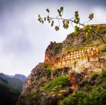 Ollantaytambo Inca City Vol IV
